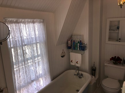 West Yarmouth Cape Cod vacation rental - Upstairs Bathroom
