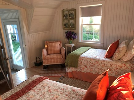 West Yarmouth Cape Cod vacation rental - Bedroom in the Little House