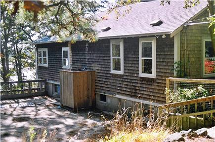 S. Wellfleet Cape Cod vacation rental - Outdoor shower and playground