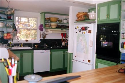 S. Wellfleet Cape Cod vacation rental - New kitchen with all the amenities