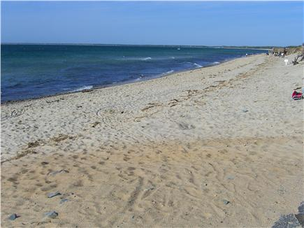 Brewster Cape Cod vacation rental - Beautiful Ellis Landing Beach less than 4/10 mile from the house