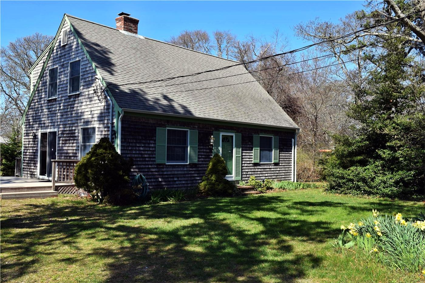 Brewster Vacation Rental Home In Cape Cod Ma 02631
