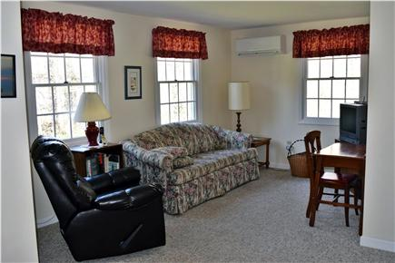 Brewster Cape Cod vacation rental - T.V. Room with desk and high-speed internet