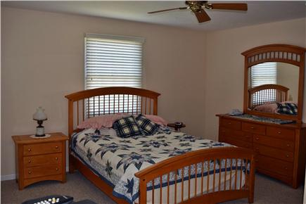 Brewster Cape Cod vacation rental - Spacious upstairs bedroom with large walk-in closet