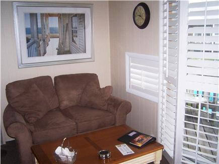 Dennisport Cape Cod vacation rental - Living area