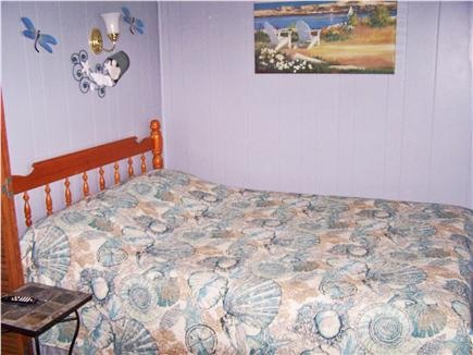 Dennisport Cape Cod vacation rental - Bedroom with queen size bed