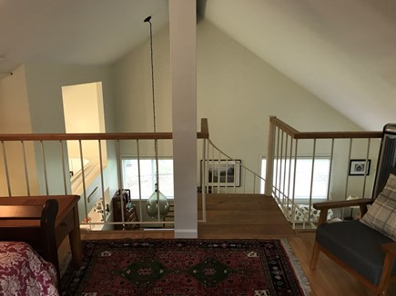 Brewster Cape Cod vacation rental - Loft exit