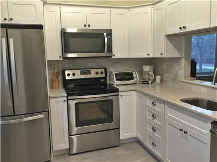 Brewster Cape Cod vacation rental - Renovated kitchen