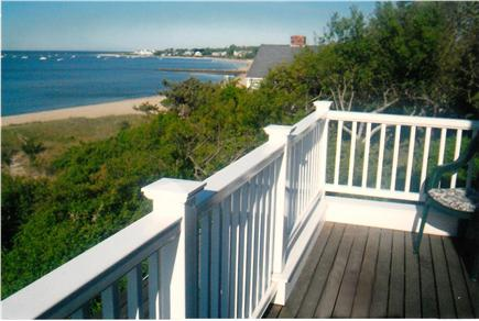 Hyannis Cape Cod vacation rental - Veranda Overlooking the Ocean