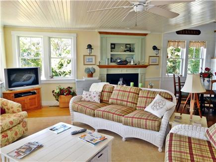 Hyannis Cape Cod vacation rental - Family living area