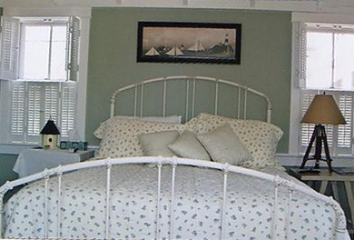 Hyannis Cape Cod vacation rental - Master Bedroom on first floor with queen bed