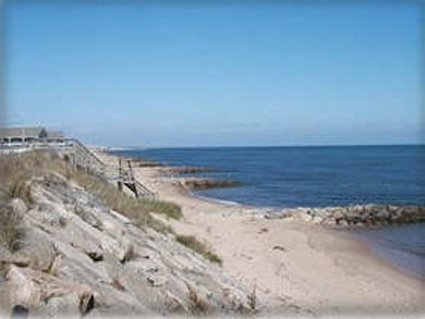 Dennisport Cape Cod vacation rental - Sea St. Beach - only a four-minute walk!