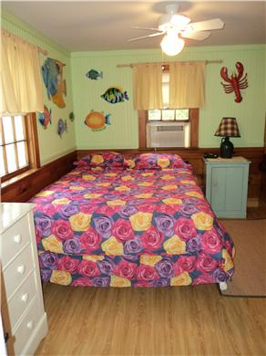 Dennisport Cape Cod vacation rental - Main bedroom - perfect for a peaceful night's sleep!