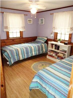 Dennisport Cape Cod vacation rental - Spacious second bedroom