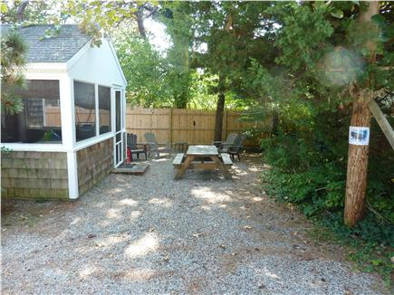 Dennisport Cape Cod vacation rental - Plenty of room for outdoor entertaining.
