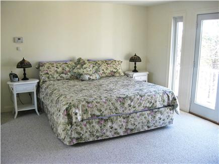 Chatham Cape Cod vacation rental - Master Bedroom on second floor