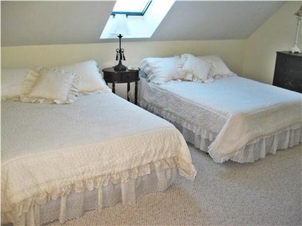 Chatham Cape Cod vacation rental - Bedroom on second floor with full size beds