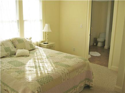 Chatham Cape Cod vacation rental - Bedroom on second floor with pond view