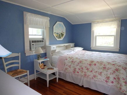 Falmouth Heights Cape Cod vacation rental - Upstairs Bedroom: Queen bed