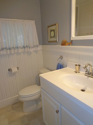 Falmouth Heights Cape Cod vacation rental - Downstairs 1/2 bath