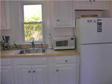 West Harwich Cape Cod vacation rental - Eat- In Kitchen