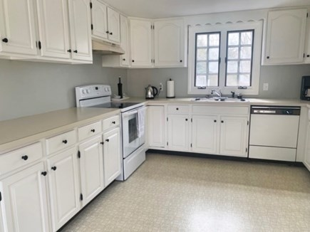 Falmouth Cape Cod vacation rental - Large eat in kitchen