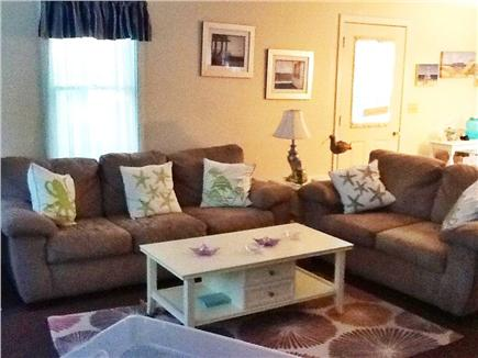 Falmouth Cape Cod vacation rental - Bright, Spacious Living Room