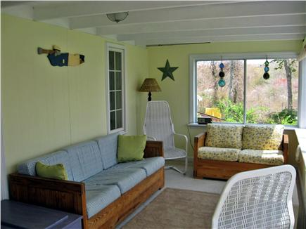 West Yarmouth Cape Cod vacation rental - Sun porch, breezy.