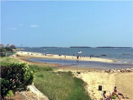 West Yarmouth Cape Cod vacation rental - Two minute walk to this beach.