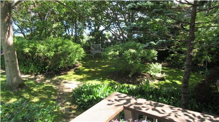 Plymouth MA vacation rental - One of the gardens