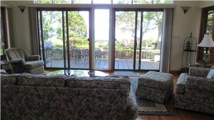 Plymouth MA vacation rental - View from living room