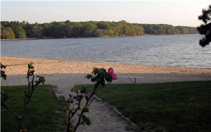 Falmouth Cape Cod vacation rental - Swim at Beach just Steps Away - or Stroll around Pond