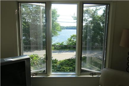 Falmouth Cape Cod vacation rental - Water View from Living Room