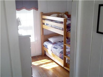 West Yarmouth Cape Cod vacation rental - Bunkbed with trundle, sleeps three.