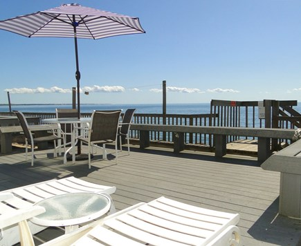 North Truro Cape Cod vacation rental - Relaxed beach front living