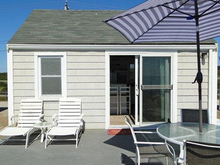 North Truro Cape Cod vacation rental - Soak in the sun, grill dinner