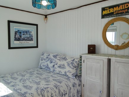 North Truro Cape Cod vacation rental - Mermaid bedroom with water views