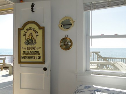 North Truro Cape Cod vacation rental - Not a bad view from your bed