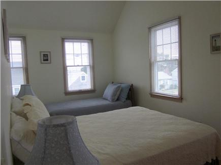 Sandwich Cape Cod vacation rental - 3rd Bed Room with Cathedral Ceiling& HW Floor