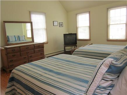 Sandwich Cape Cod vacation rental - 2nd Bed Room with Cahtedral Ceiling & HW Floor