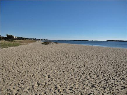 West Yarmouth Cape Cod vacation rental - 6 minute walk to beautiful family bay beach. Great beach for kids