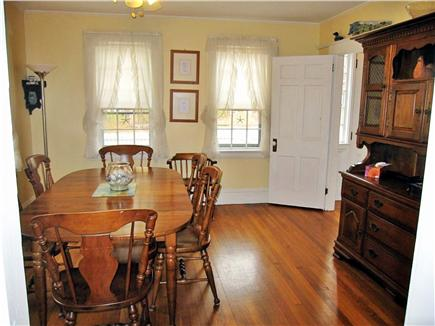 West Yarmouth Cape Cod vacation rental - Enjoy family meals in full-size dining room just off kitchen