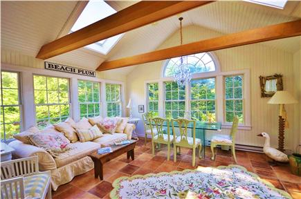 Osterville Osterville vacation rental - Sun Room
