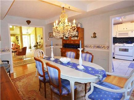 Osterville Osterville vacation rental - Dining Room