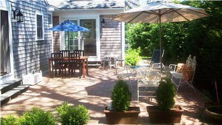 Osterville Osterville vacation rental - Patio