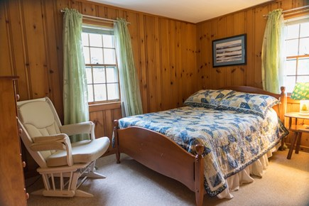 South Chatham Cape Cod vacation rental - Master Bedroom with Queen bed
