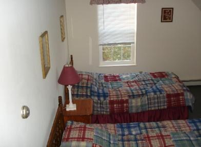 West Yarmouth Cape Cod vacation rental - Twin bedroom