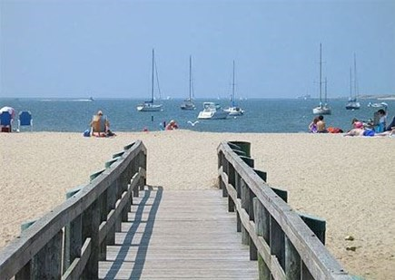 West Yarmouth Cape Cod vacation rental - Colonial Acres Neighborhood Beach5 Minute Walk