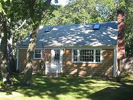 Hyannisport Cape Cod vacation rental - Front of House