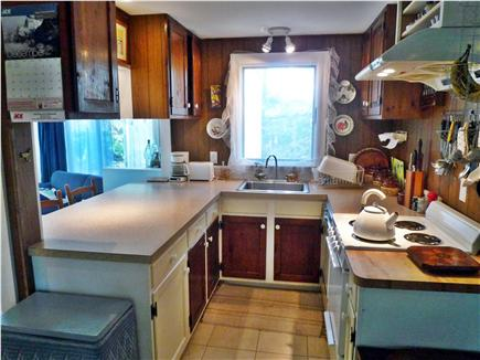 Wellfleet Cape Cod vacation rental - Open kitchen